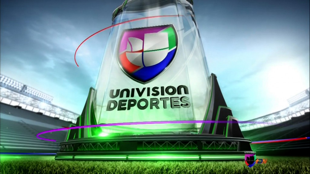 Univision Deportes Rebrand – Reality Check Systems